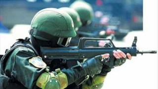 Chinese PLA Special Force (中國人民解放軍特種部隊)