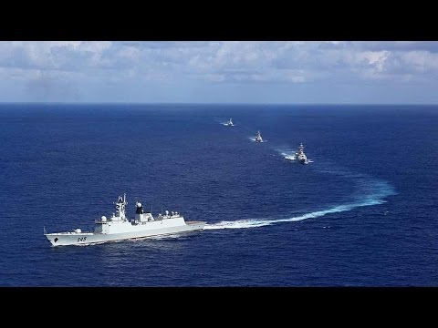 Thumbnail: How China's navy has branched out from traditional defense functions