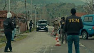 İsimsizler 1. Bölüm polis tokat sahnesi