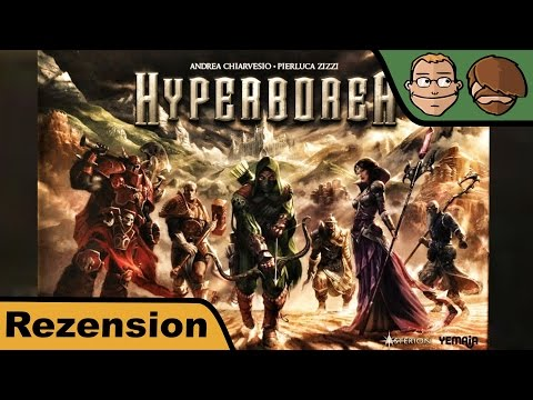 Hyperborea - Brettspiel - Review