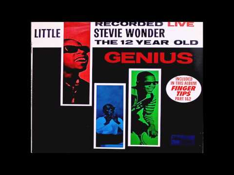 Stevie Wonder - Recorded Live: The 12 Year Old Genius [1963] | (full album / completo)