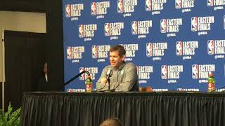 Does Brad Stevens Ever Thank Danny Ainge For Assembling Loaded Boston Celtics Roster?