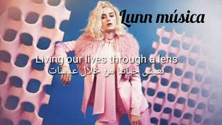 Katy_Perry chained to the rhythm مترجمة