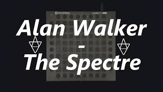 Video Alan Walker - The Spectre | Launchpad Pro Cover download MP3, 3GP, MP4, WEBM, AVI, FLV Agustus 2018