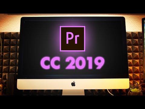Premiere Pro CC 2019 (v13.0) ist da! | Was gibt's neues?