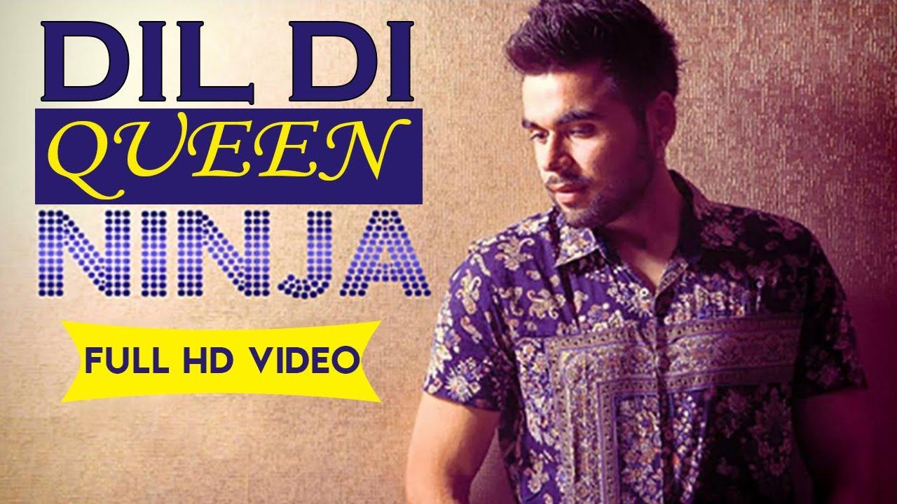 Dil Di Queen  Ninja  Lyrics Video  Latest Punjabi Songs -3712