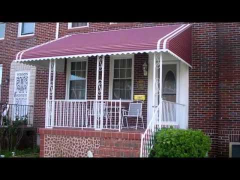 Charming Aluminum Awnings | Baltimore, MD U2013 Master Seal Doors U0026 Windows