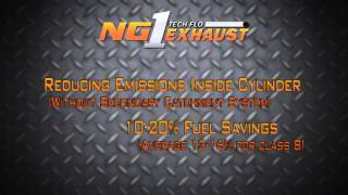 NG1 Exhaust | Technical Video