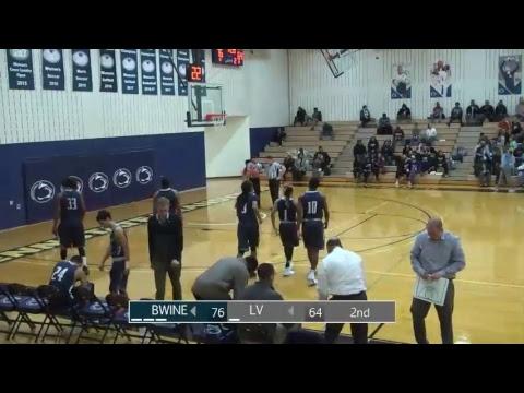 Men's Basketball vs. Penn State Lehigh Valley