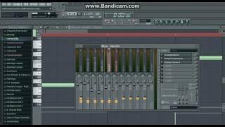 Danny Ocean - Me Rehusó - fl studio (REMAKE FLP) Prod. Blackjaxx