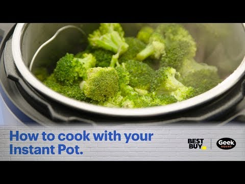 Tech Tips: How To Cook With Your Instant Pot.