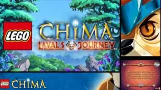 LEGO Legends of Chima: Laval
