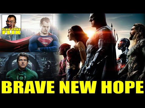 BRAVE NEW HOPE – DCEU IS FIRING ON ALL CYLINDERS!