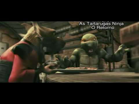 Trailer do filme As Tartarugas Ninja - O Retorno