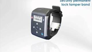 S-911 Bracelet Locator - Security Version (ST)