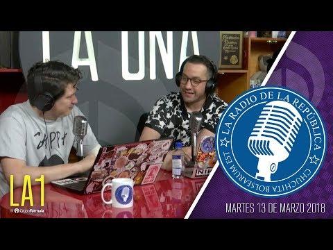 #LA1 - Más escándalos del Bebé Presidente - La Radio de la República - @ChumelTorrres