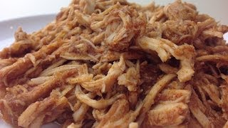 Amy's Slow Cooker Pulled Bbq Chicken