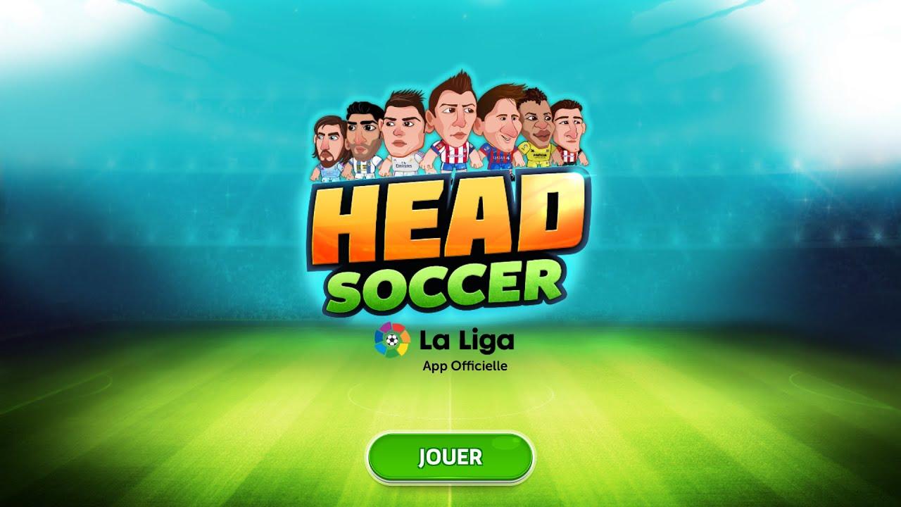 Soccer header games online
