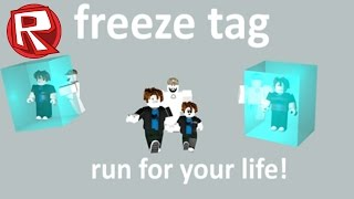 ROBLOX - Our Player Has Nothing - FREEZE TAG [Xbox One Edition]