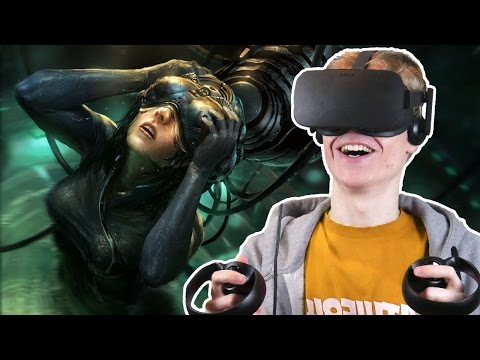 READY PLAYER ONE! | Technolust VR (Oculus Touch Gameplay)