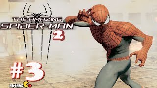 The Amazing Spider-Man 2 (NEW CUSTOM) Walkthrough Part 3 (PS3 PS4 Xbox One Xbox 360 Wii U 3DS) 1080p