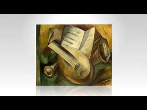 Georges Braque - Cubism & Fauvism (France)