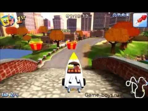Игры губка боб гонки на мотоцикле сериалы с эвелиной бледанс проклятый рай фото