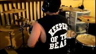 "Marvin Marroquin - System of a Down - ""Sad Statue"" Drum Cover"