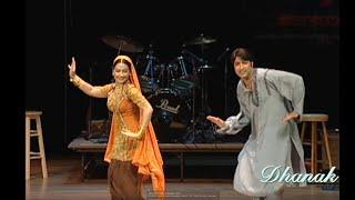 REEMA & SAUD Dance - Miami   HD  (Dhanak tv USA)
