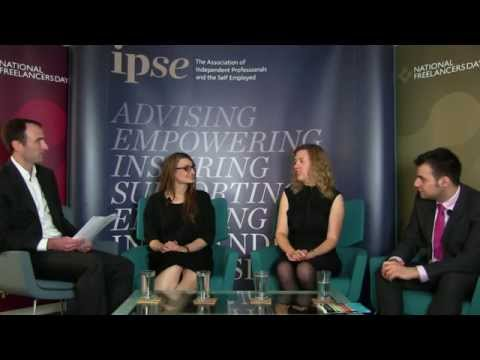 IPSE Live: National Freelancers Day Special