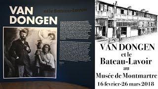 Rencontre avec Van Dongen au  Musée de Montmartre