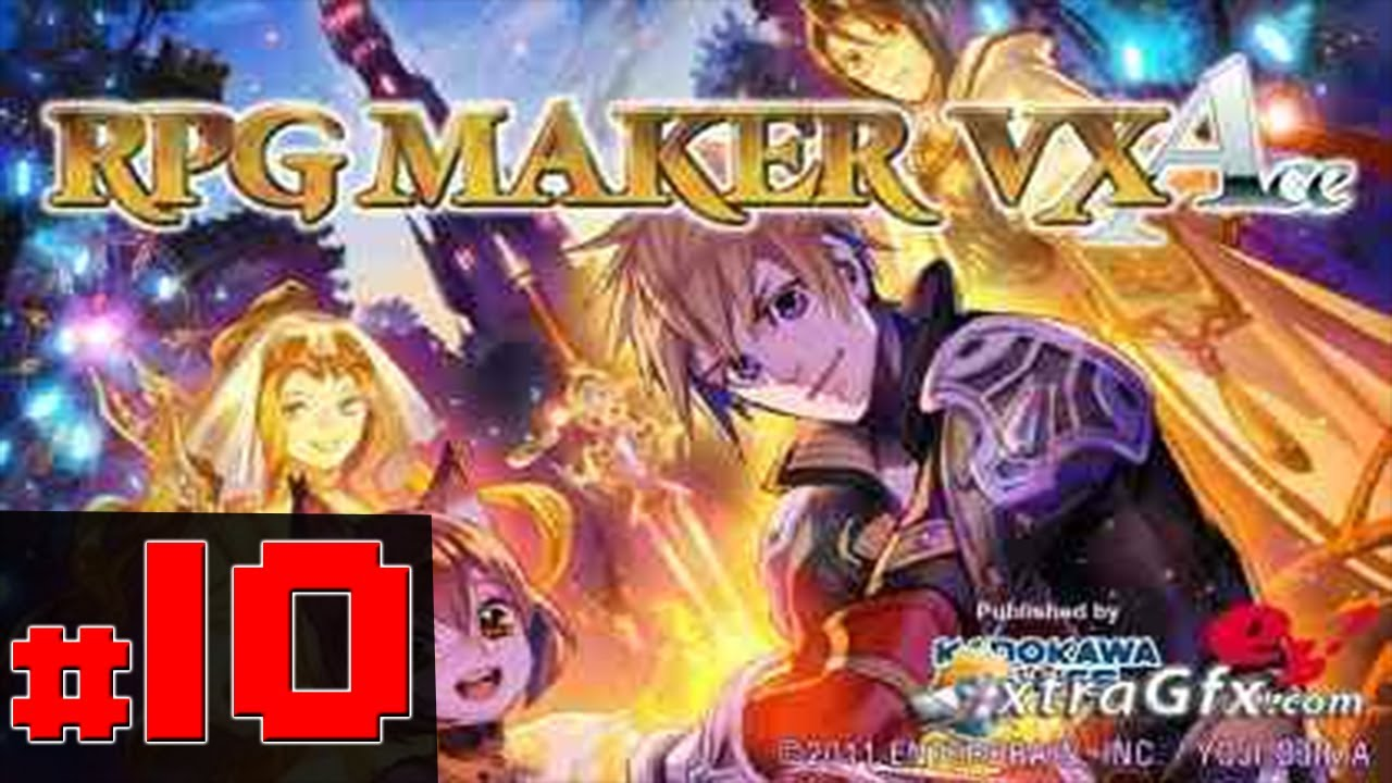 RPG Maker VX Ace Tutorial #10 - Setting Vehicle Starting Positions