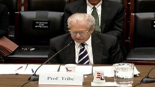 Harvard Professor Laurence Tribe on Clean Power Plan: Burning the Constitution