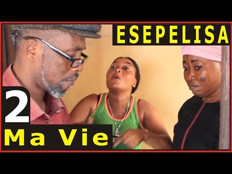 MA VIE 2 Mayo,Fatou,Herman, Modero, Viya,Moseka,Elko,Jinola ESEPELISA Nouveau Theatre Congolais 2017