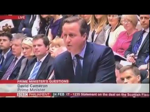 Prime Minister David Cameron about Palestine