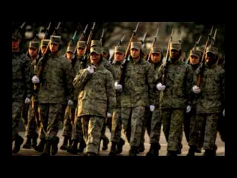Massive Show of Force 58th Presidential Inauguration 18,000 Military Members