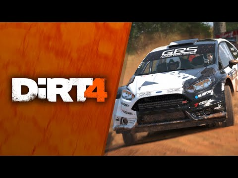 DiRT 4: the announcement