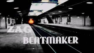 Instrumental 90's Rap Old school Hip Hop Boom Bap Prod By Zag Beatmaker  #39