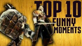 Dark Souls 2 - Top Ten Funny Moments! (22)