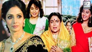 EGO Made Sridevi To Cheat With This Actress