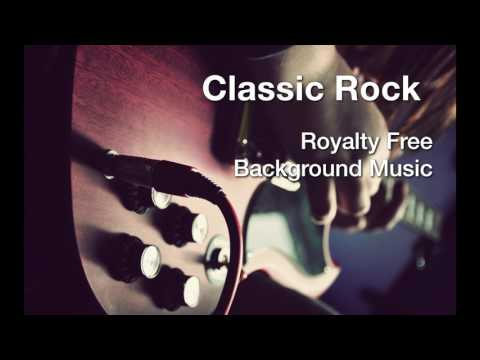 Classic Rock Royalty Free Background Music Instrumental