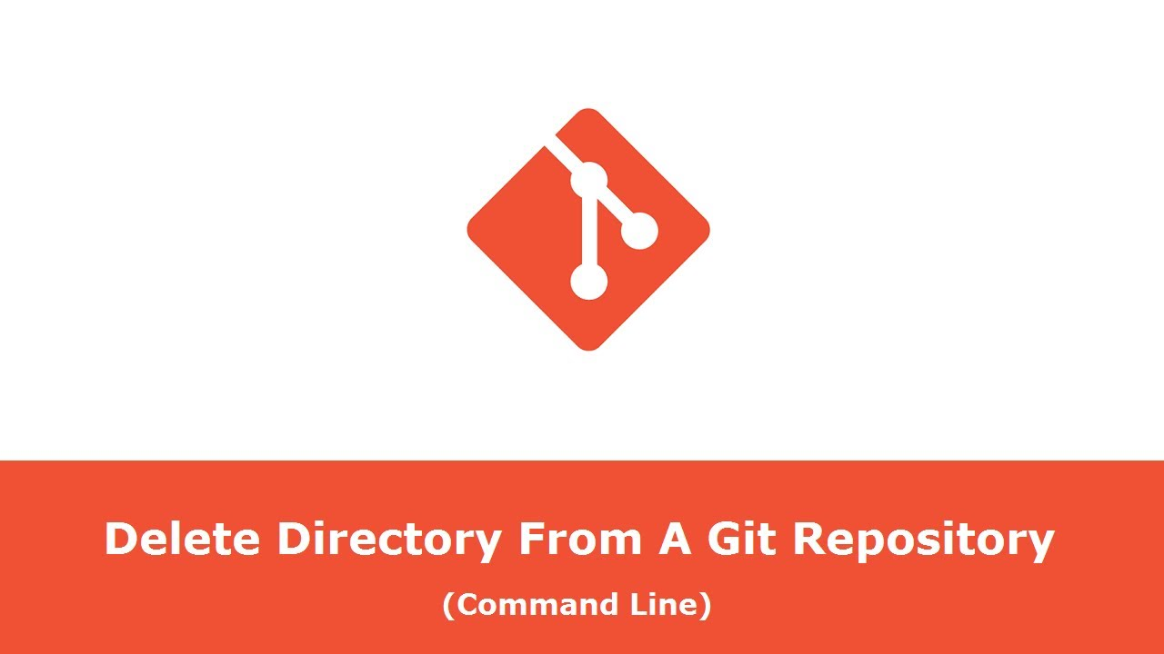 Remove Directory from Git Repository via Command Line