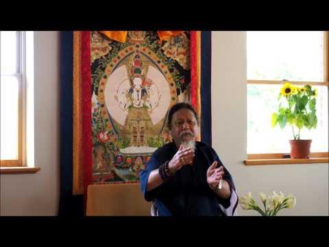 Vajrayana Samatha and Vipashyana Practice (Part 2)
