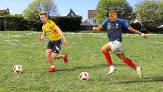I Trained for 3 Months to Run as Fast as Kylian Mbappé YouTube Videos