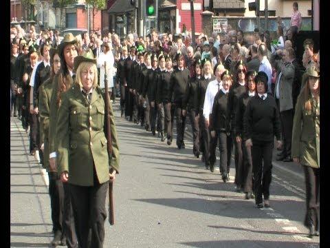 Belfast Easter Parade 2014
