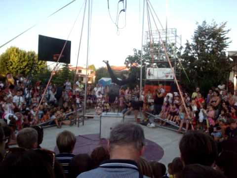 Staranzano Buskers festival '12 - Circo Lya 3