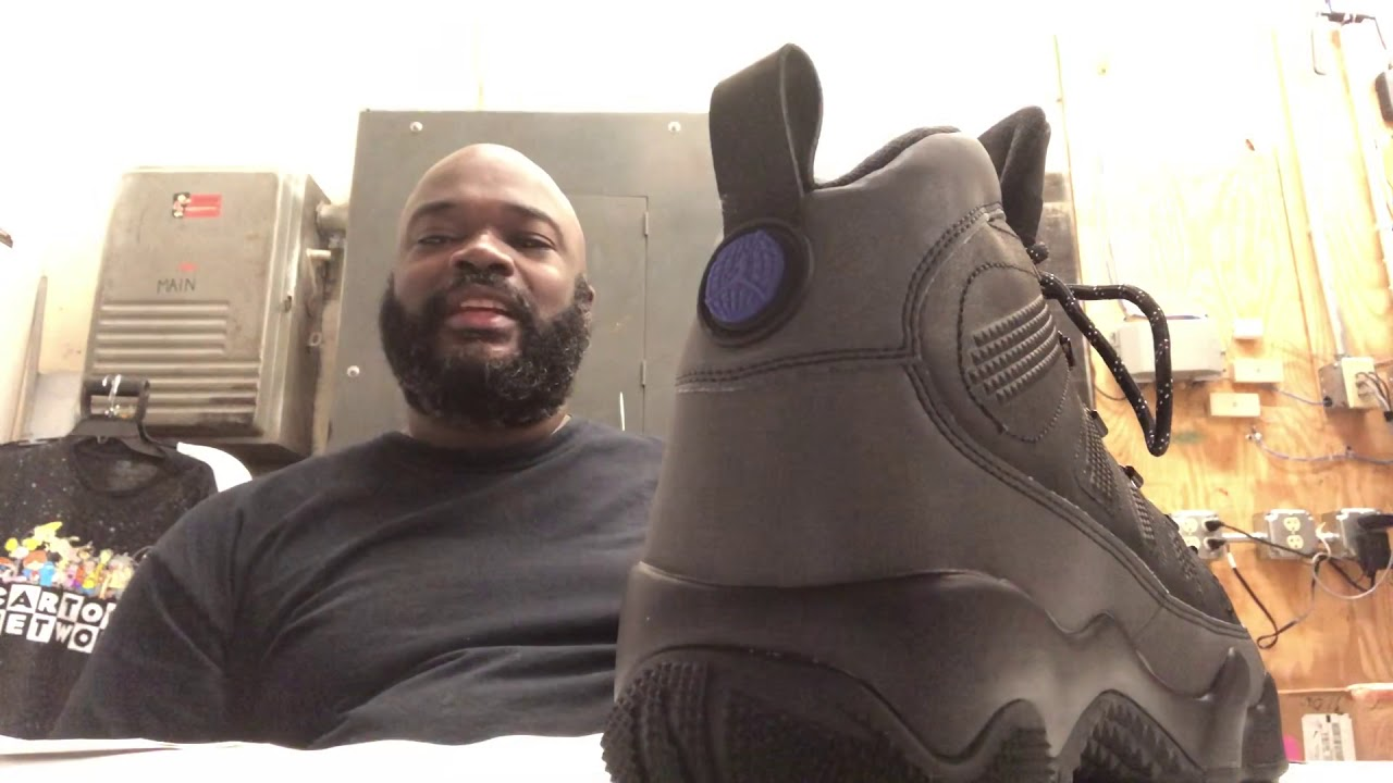 """outlet store a4903 a2f00 Shortyc94 Reviews The Nike Air Jordan 9 Boot NRG """"Penny Hardaway PE"""""""