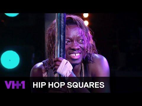 Blac Chyna's Stripper Name & Michael Blackson's Pole Dancing Skills | Hip Hop Squares