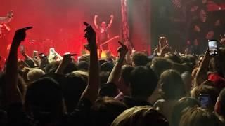 "Ghostemane ""I duckinf hatw you"" LIVE 11/20/2019 DALLAS, TX"