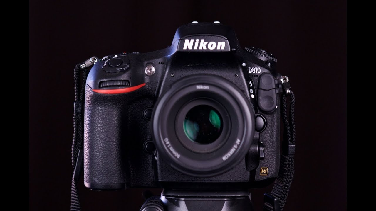 Nikon D810: The SnapChick Review - YouTube